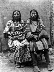 Секс среди индейских женщин