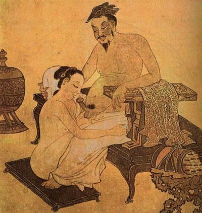 Как занимались сексом в древнем китае фото 608-1