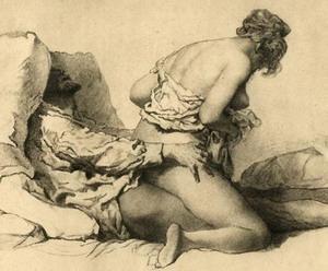 Секс в среднем веке