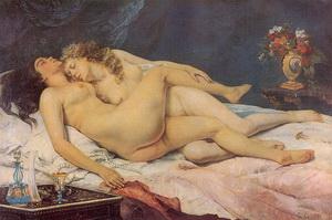 секс и порнография в живописи
